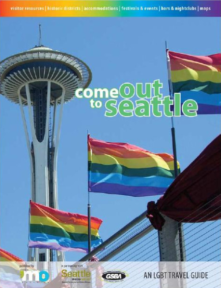 Publications for seattles gay community