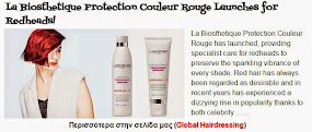 La Biosthetique Protection Couleur Rouge Launches for Redheads!