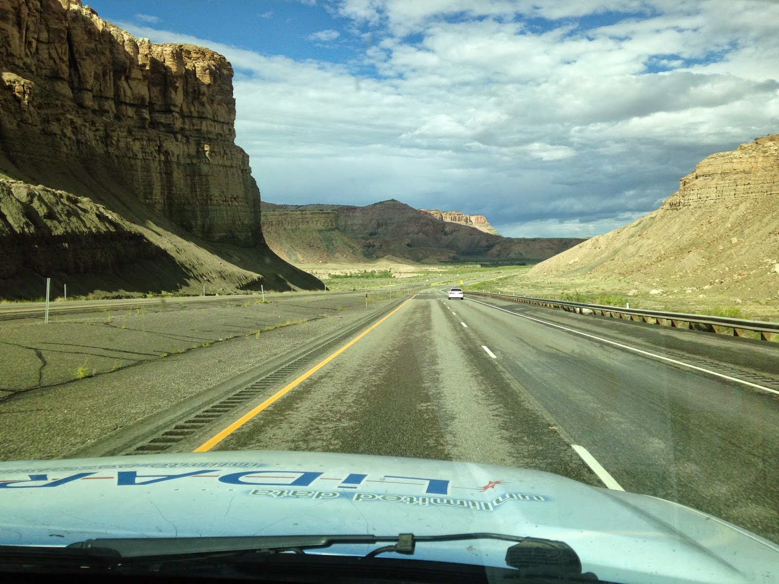 Mobile LiDAR Vehicle in Utah