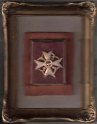 Condecoración dada por Galant
