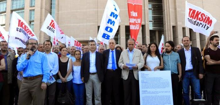 Turquie : Les meneurs des manifs de juin 2013 acquittés, Erdogan perd la bataille
