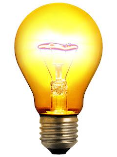 Lampu pijar contoh perubahan energi listrik menjadi cahaya dan panas