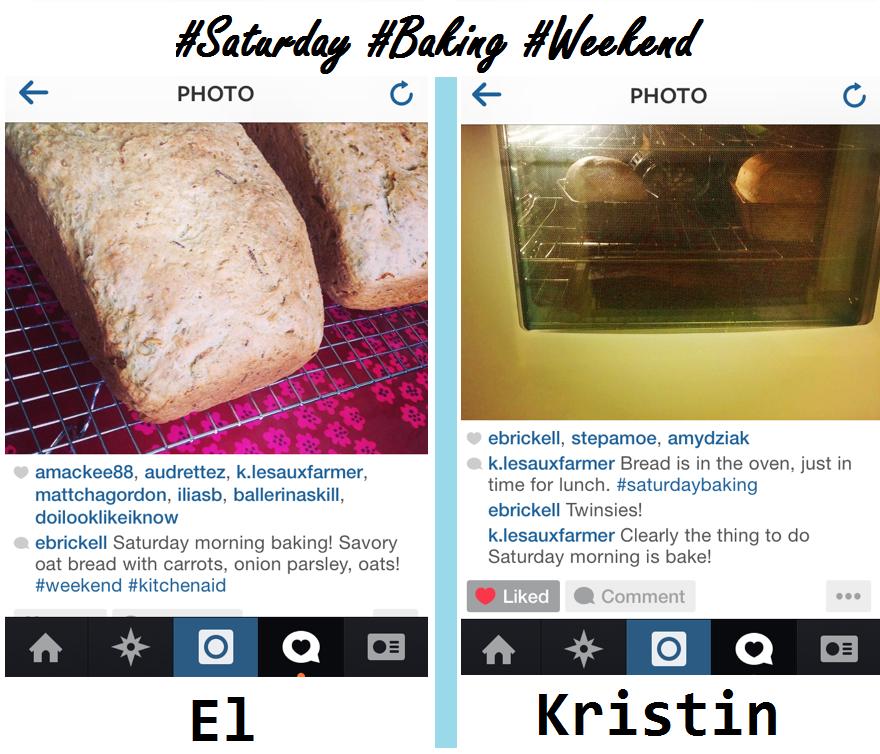 friends, instagram, bread
