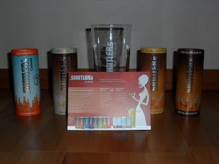 Test Shatler's Cocktails Bewertung Erfahrungsbericht Meinung