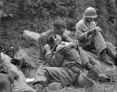 american soldiers crying - photo #13