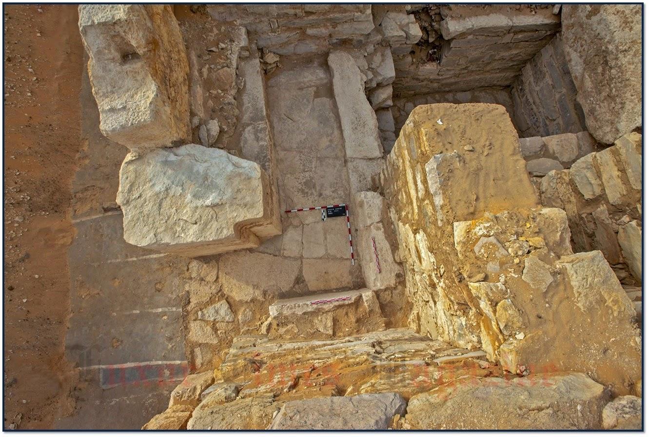Egitalloyd Travel Egypt: New Discovery, Abu Sir: 4500 ...
