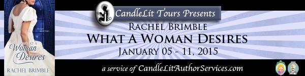 What A Woman Desires Tour
