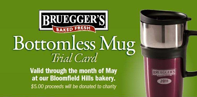 Bruegger S Unlimited Coffee Mug