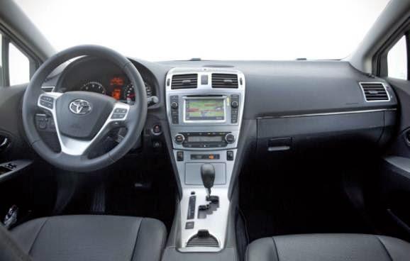 2015 Toyota Avensis Concept Australia