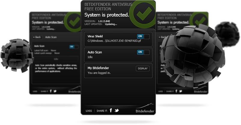 Bitdefender Antivirus Free Edition Terbaru 2015