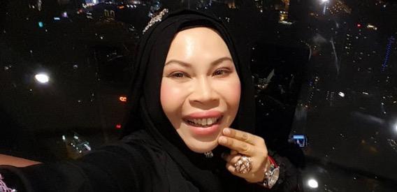 """Didakwa riak dalam """"Terlajak puteh, Nampak"""", ini jawapan Datuk Seri Vida"""