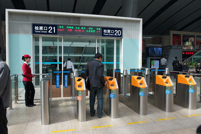 The company had to quickly duplicate systems, processes and functions implemented at major passenger stations for smaller stations throughout the rail network