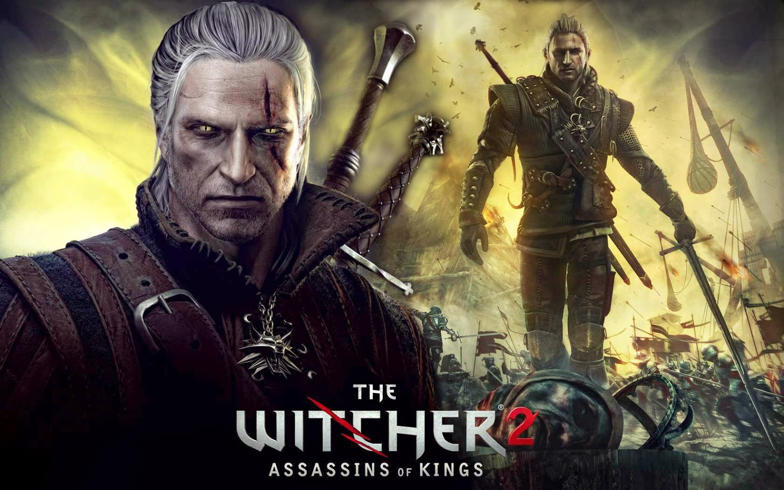 The-Witcher 2