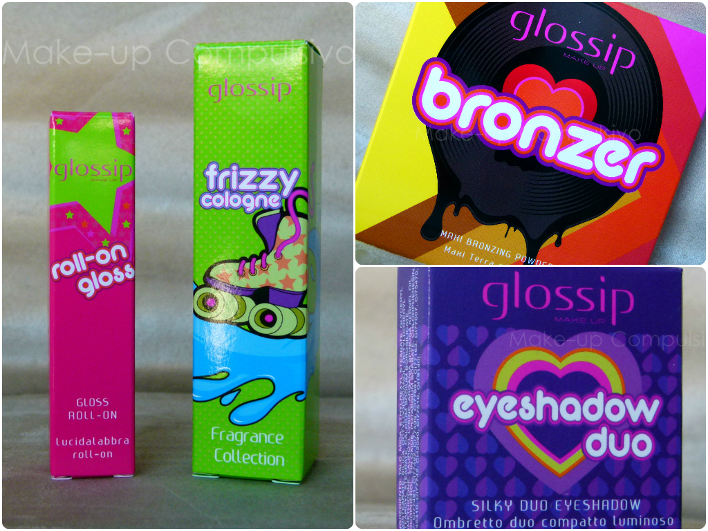 Glossip, collezione Neon Love e piccola demo