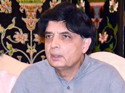 All the terror network had collapsed,Chaudhry Nisar