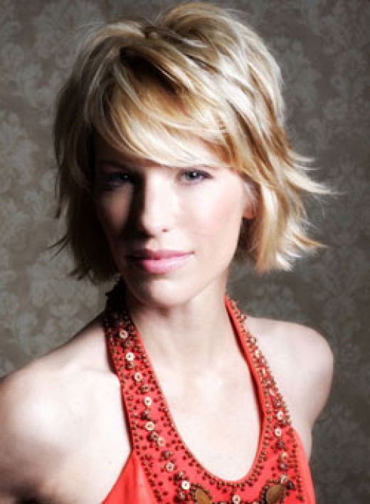 Ultra Feminine Short Hairstyles For Teen Girls