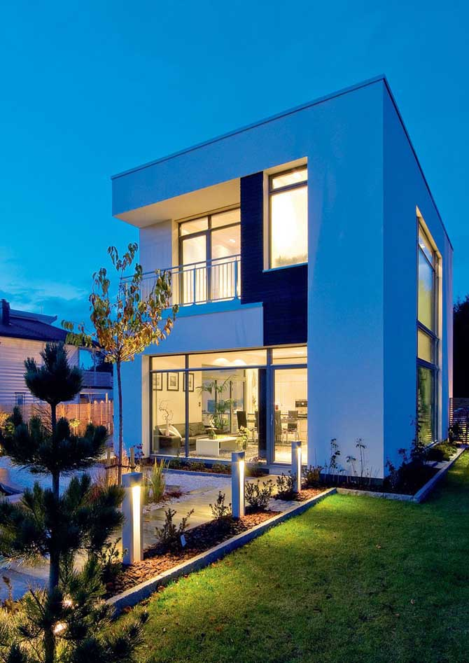 L ks asya stili mimar nordic bah e tasar mlar for Home node b architecture