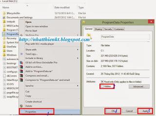 Lấy lại dữ liệu bị ẩn trên thẻ nhớ, USB và đĩa cứng PC