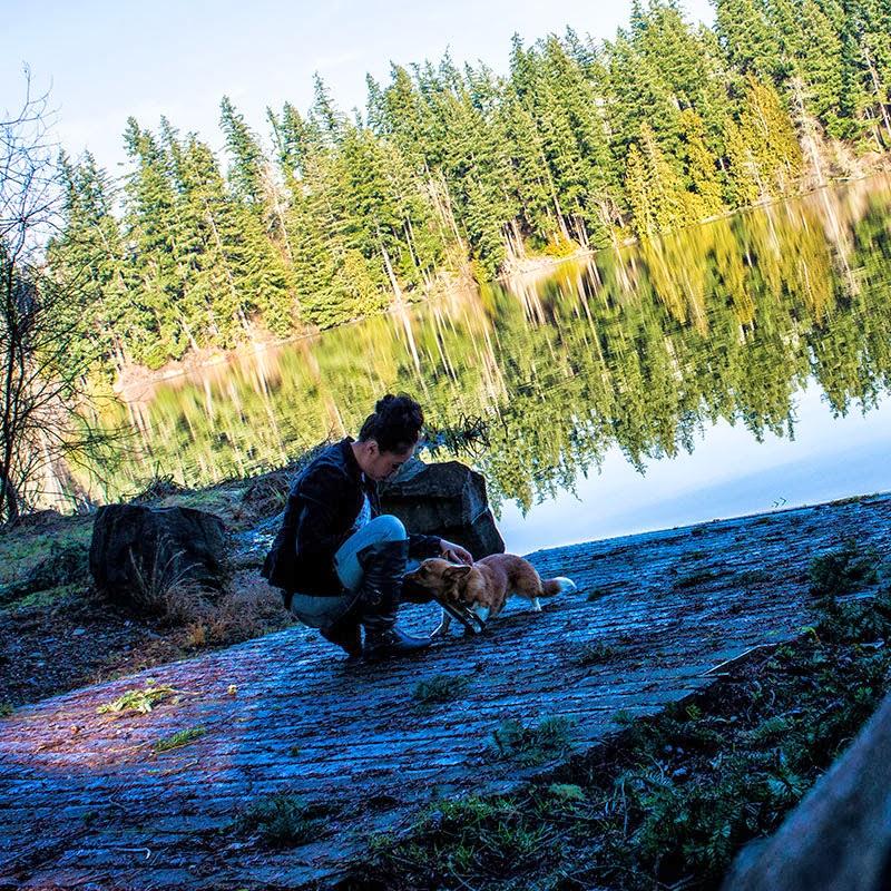 Corgi Lake Wilderness Maple Valley