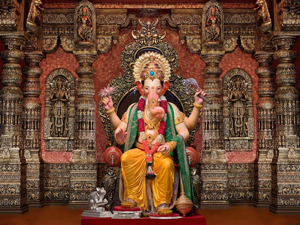 Jai Ganesh Deva Desktop Wallpapers
