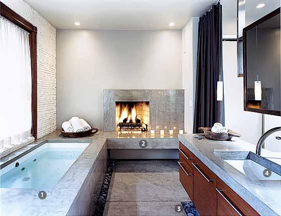 Lamparas Para El Baño: lo que es recomendable el uso de lámparas específicas para el baño