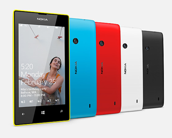 Gambar Nokia Lumia 520