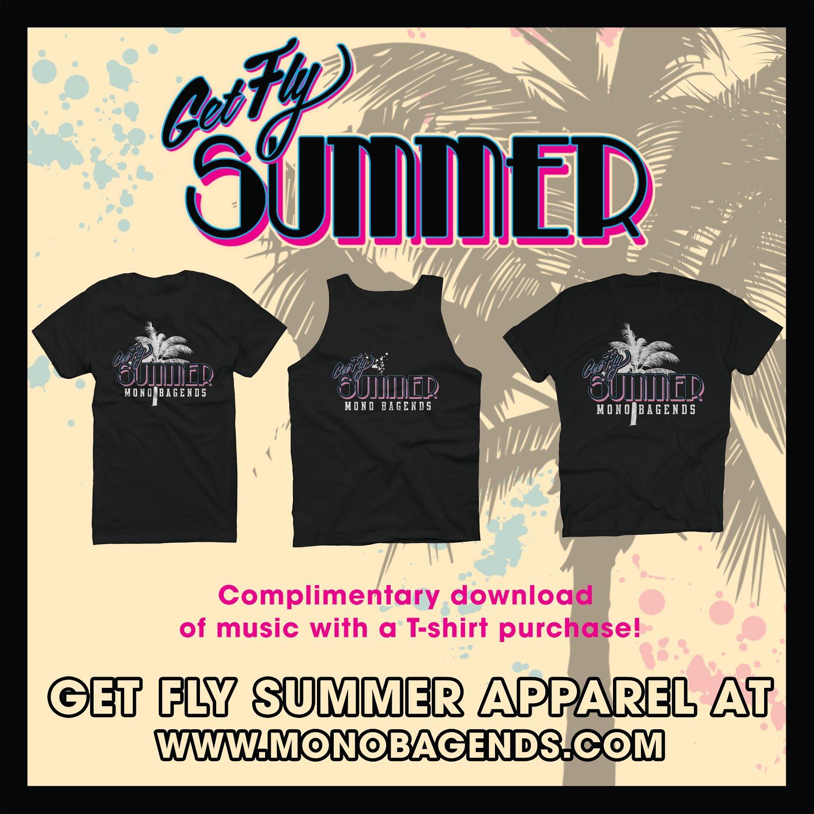 Get Fly Summer Apparel