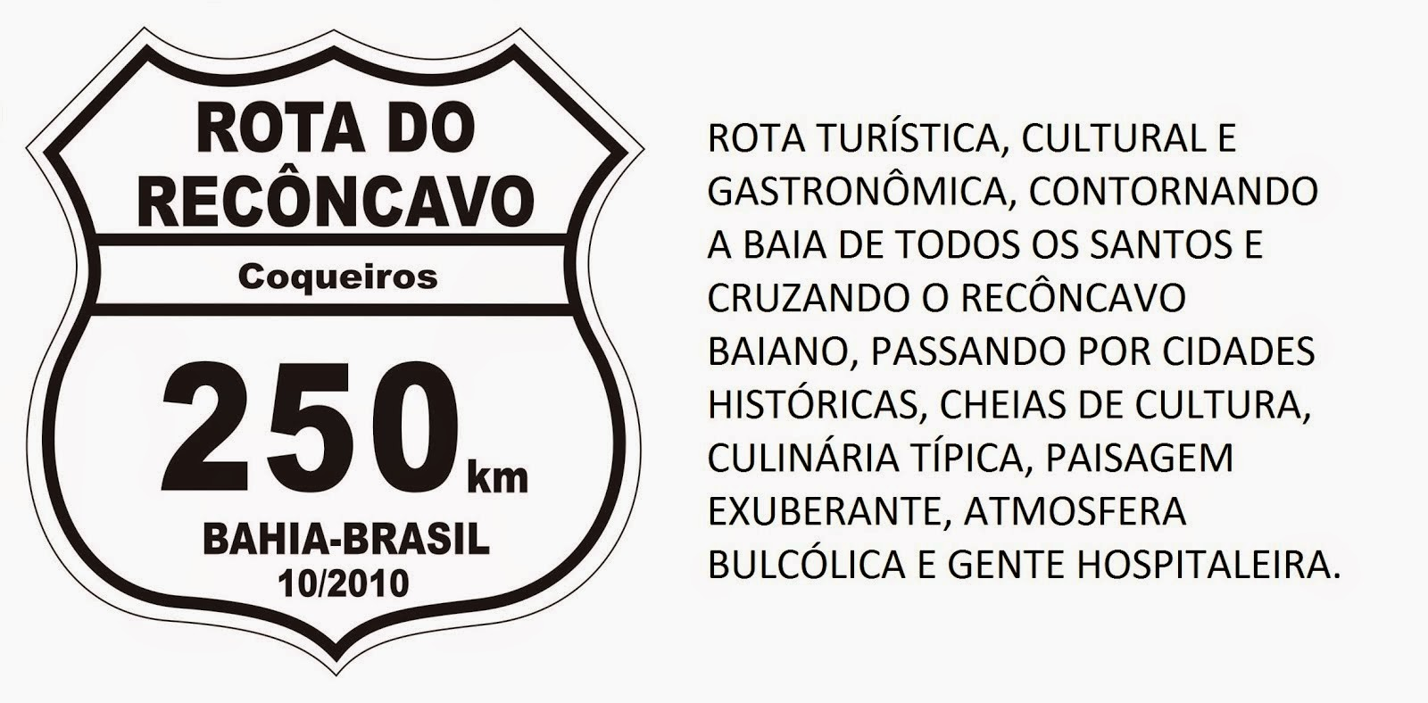 ROTA DO RECÔNCAVO