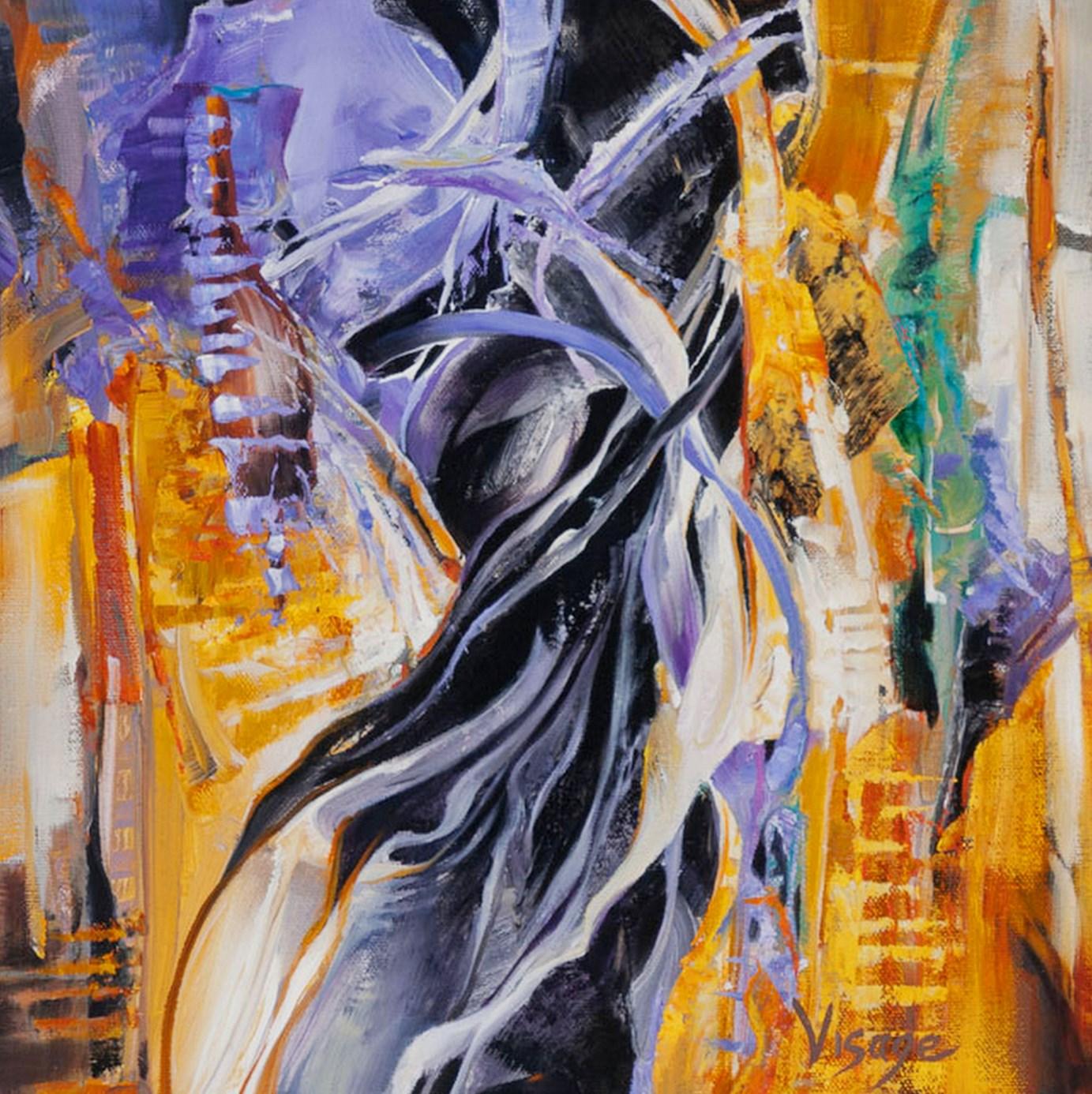 Cuadros modernos pinturas y dibujos pintura abstracta al for Fotos de cuadros abstracto