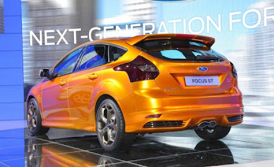2012 Ford Focus ST | Review, Price, Interior, Exterior, Engine1