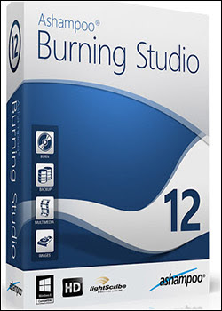 Download - Ashampoo Burning Studio 12 v12.0.1 - Multi + Key