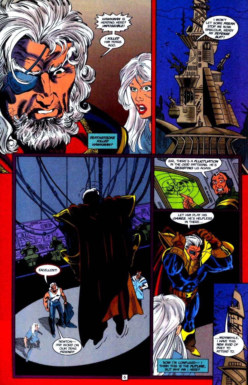 Deathstroke (1991) Issue #51 #56 - English 7