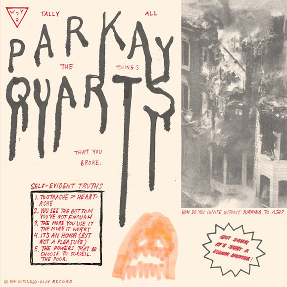 parquet courts - you've got me wondering now