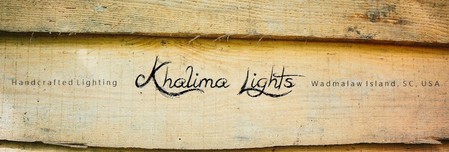 Khalima Lights Handmade Custom Copper Lighting, Charleston, SC