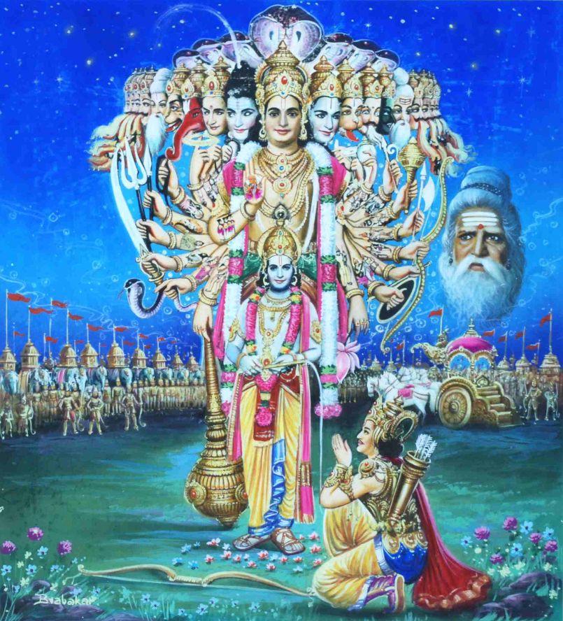 shri krishna radha wallpaper