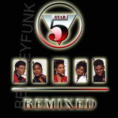 FIVE STAR / THE REMIX ALBUM / 2 CD