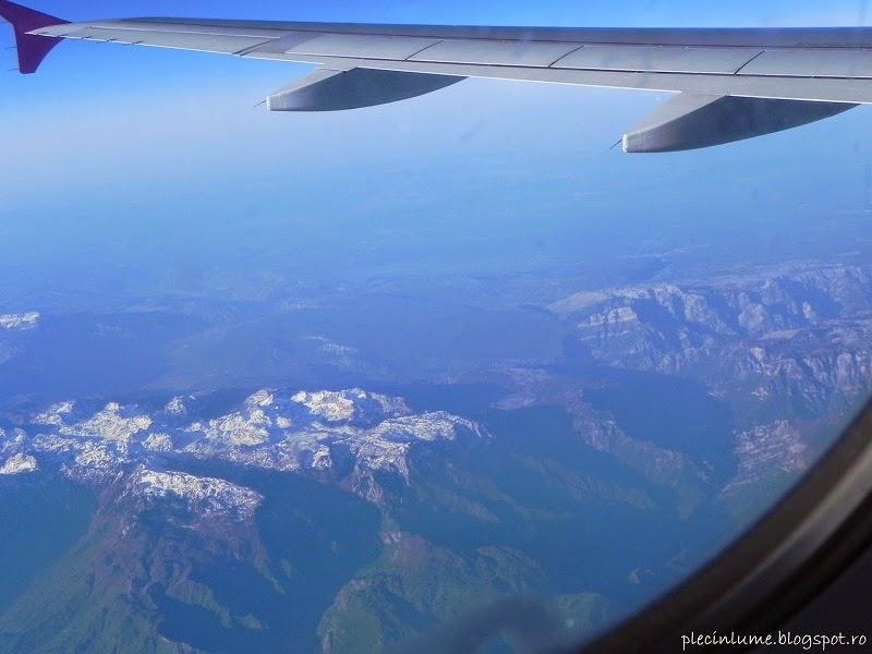 Priveliste din avion