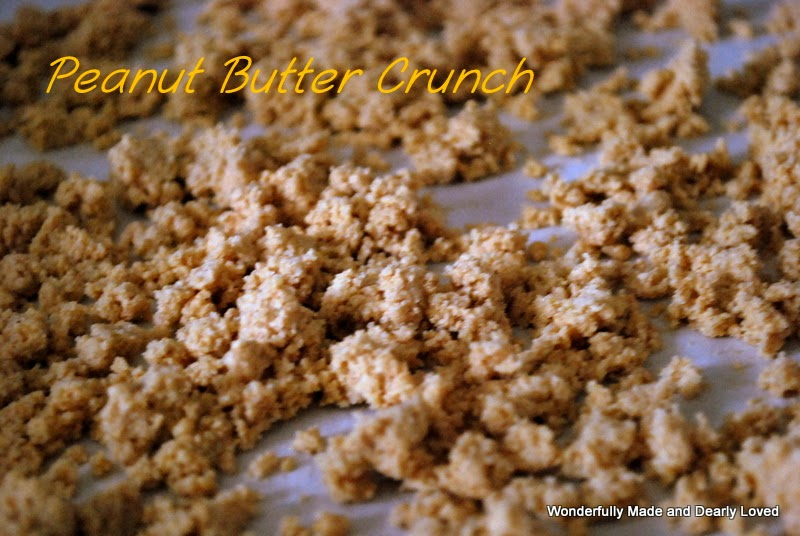 Peanut Butter Crunch,Trim Healthy Mama Friendly