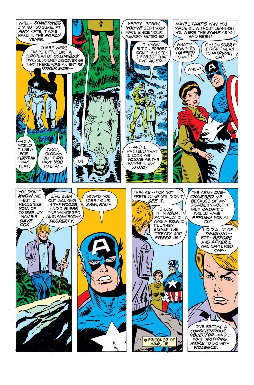 Captain America (1968) Issue #163 #77 - English 5