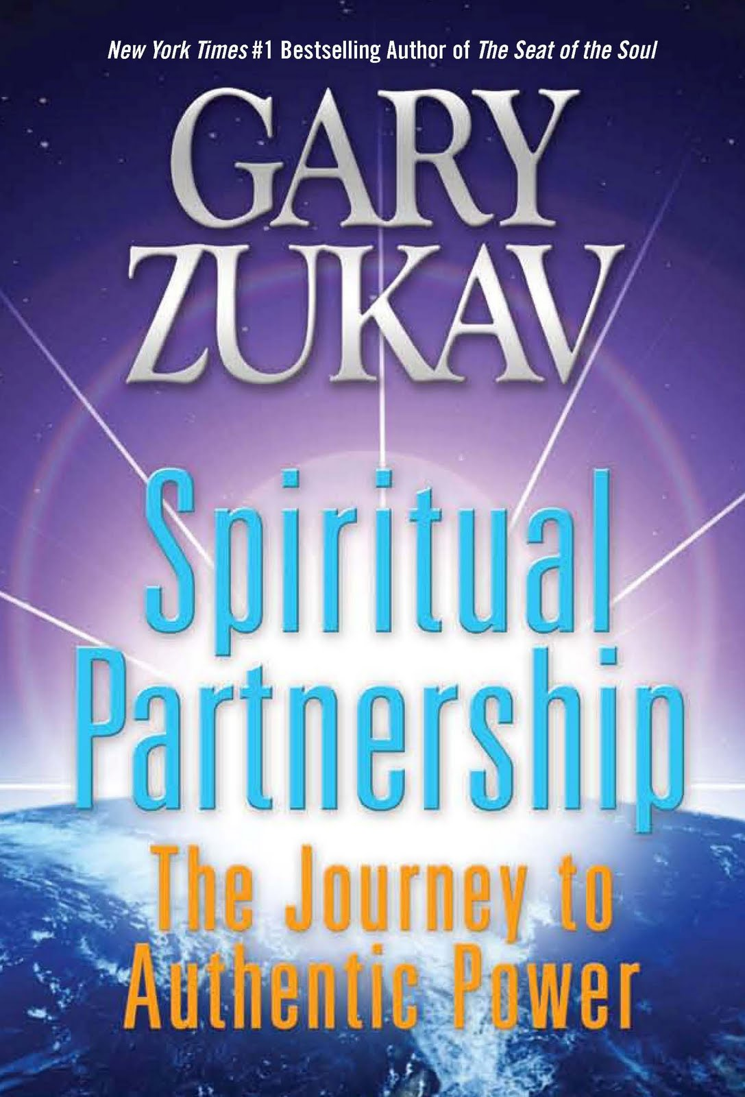 Malka Out Of The Closet: SPIRITUAL PARTNERSHIP BY GARY ZUKAV