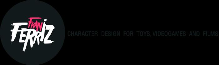 Fran Ferriz 3D Characters