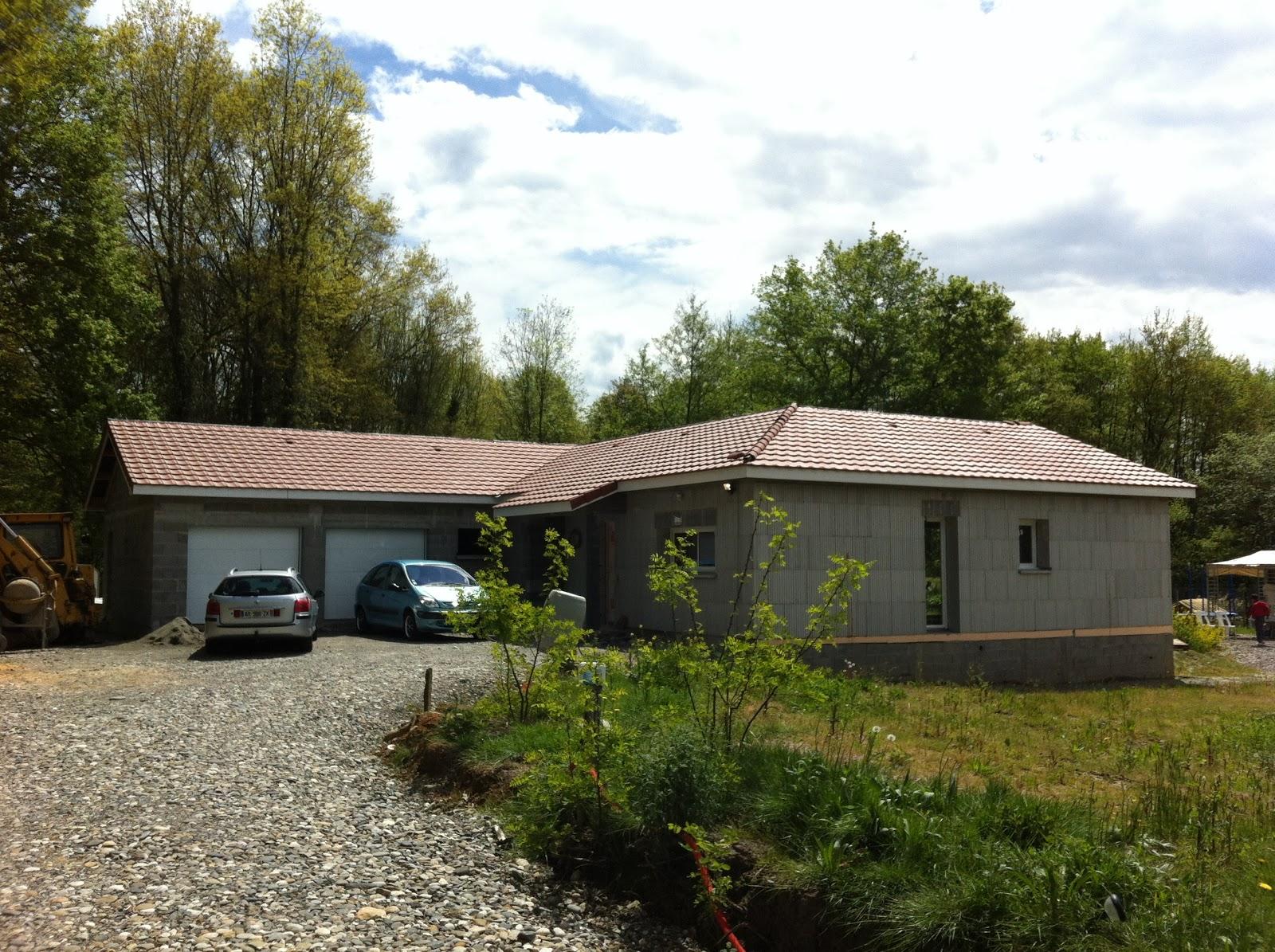 Notre projet maison euromac 2 maison hors d 39 eau hors d 39 air for Maison traditionnelle hors d eau hors d air