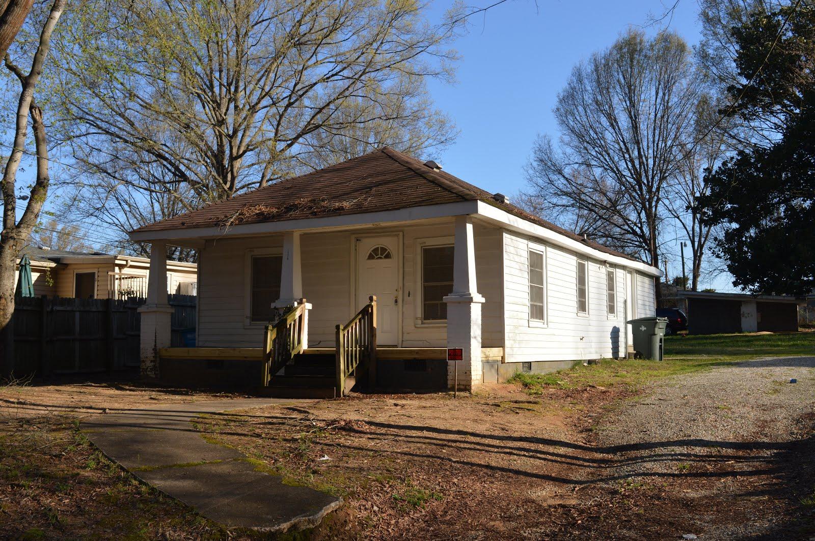 1326 Old Plank Road, Salisbury NC 28144 ~ circa 1925 ~ $39,900