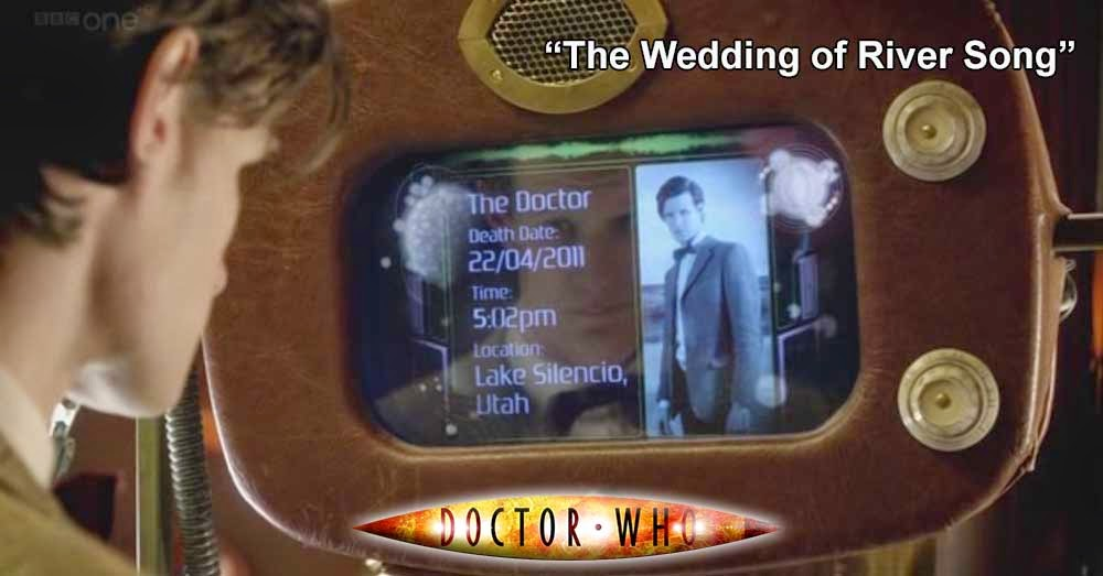 Doctor Who 224: The Wedding of River Song