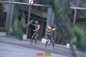 Kamen Rider Kabuto 07 Subtitle Indonesia