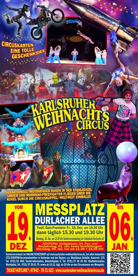burguscircus karlsruher weihnachts circus. Black Bedroom Furniture Sets. Home Design Ideas