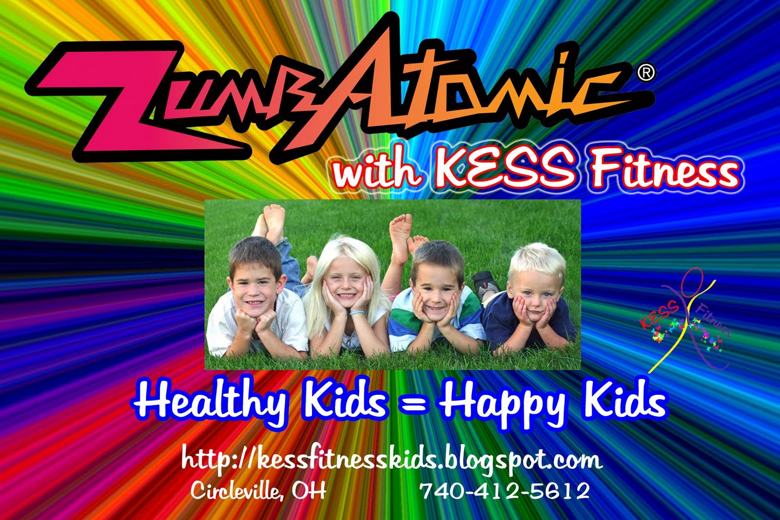 KESS Fitness Brings Zumbatomic to Circleville