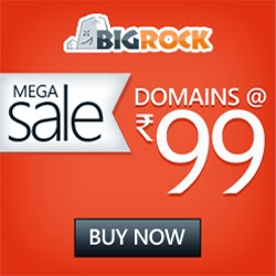This is your official source for the best coupons & deals we have to offer. Check back regularly for amazing discounts on domain names, web hosting and more. Save upto 85% on Domains and Hosting with Official Bigrock Coupon Codes Save BIG with Official BigRock.