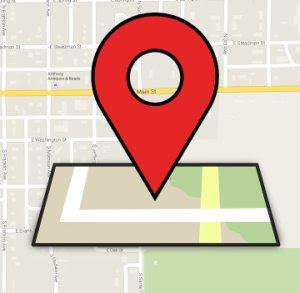 app per usare la localizzazione su Android