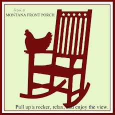 Pull up a rocker, relax, and enjoy the view.